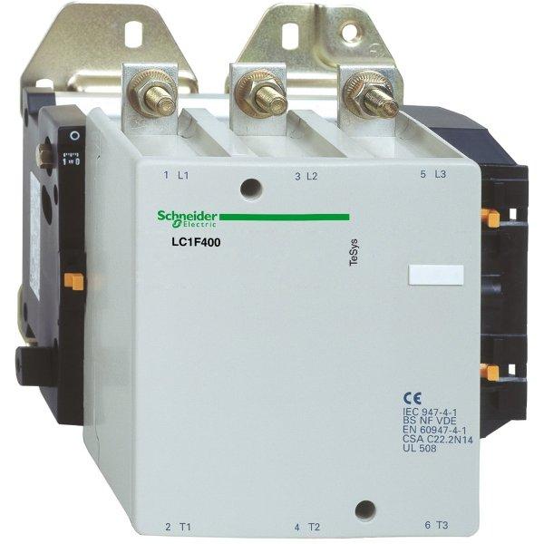 کنتاکتور 400 امپر اشنایدر lc1f400m7